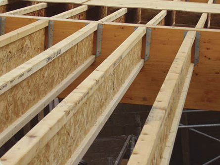I-Joist Engineered Timber